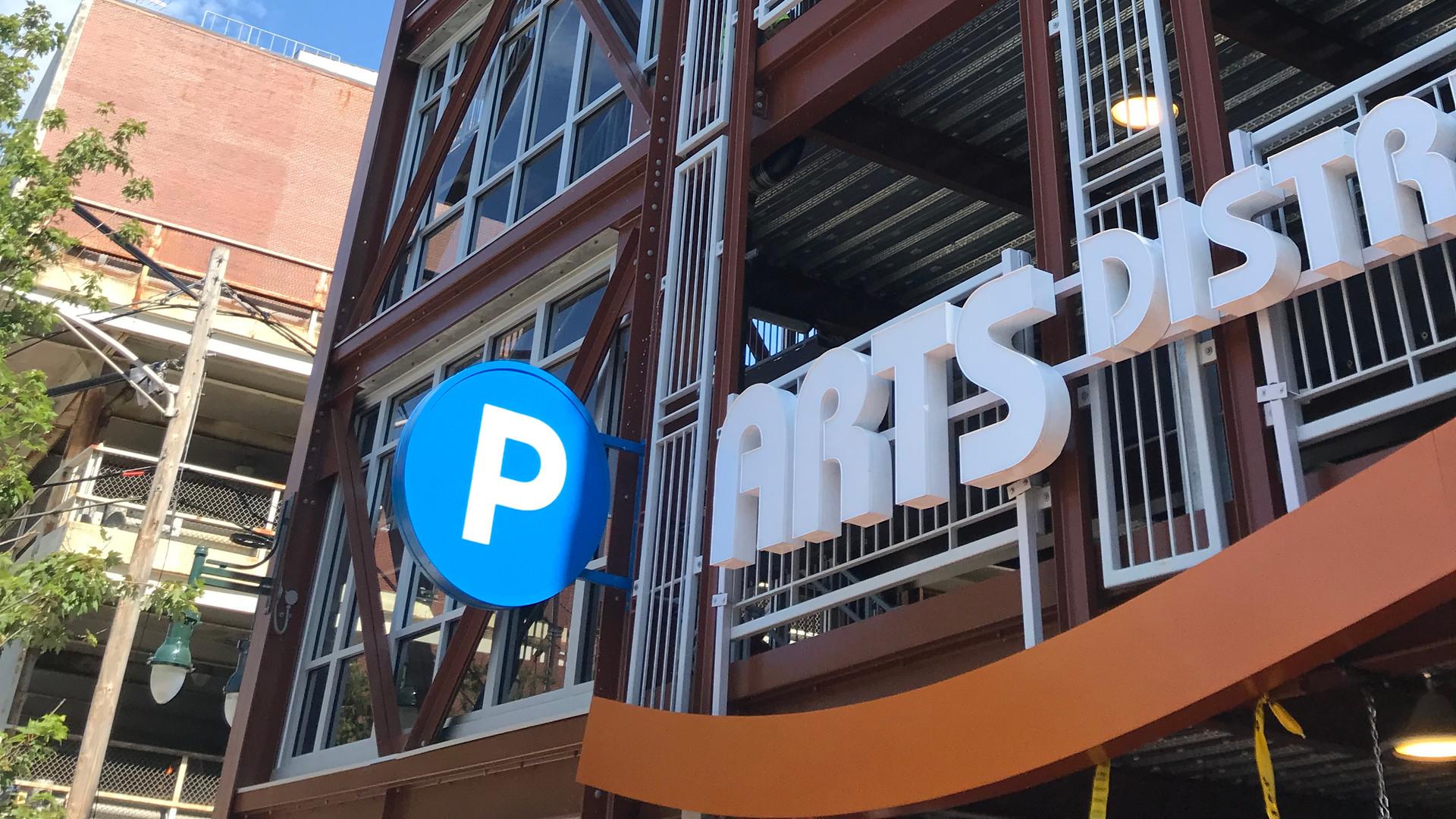 Arts District Parking Structure