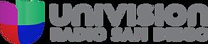 Univision Radio San Diego New Logo 2020.