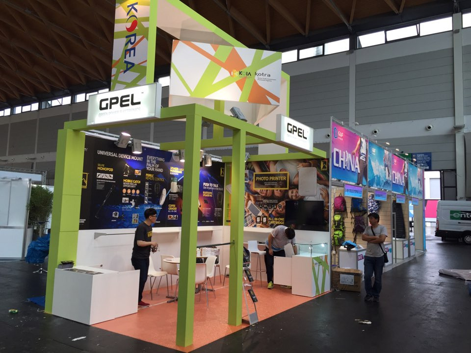 gpel exhibit