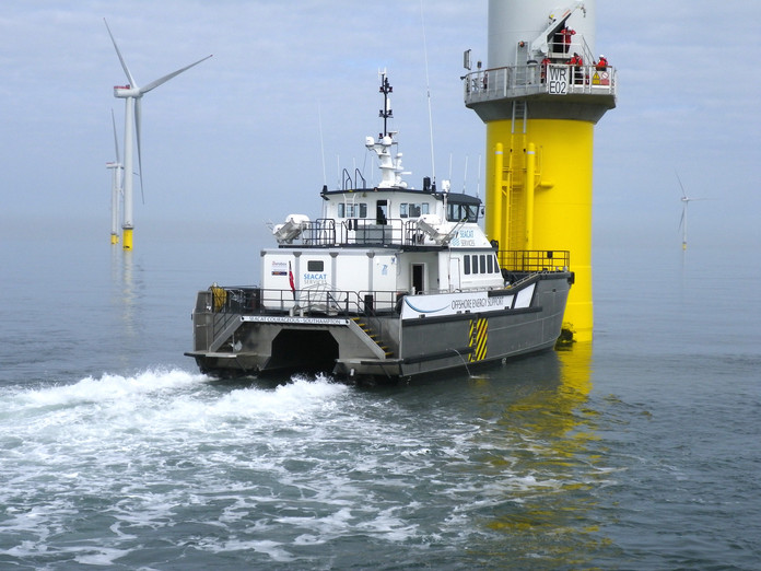 Vessel data critical to managing offshore O&M through COVID-19