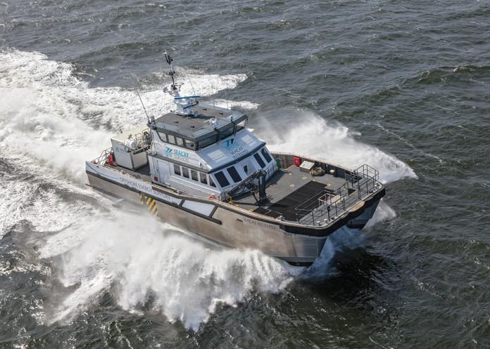 Seacat Services roll out BareFLEET