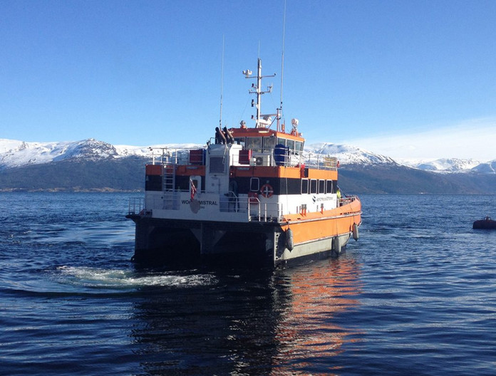 World Marine Offshore plugs in to BareFLEET for integrated CTV monitoring