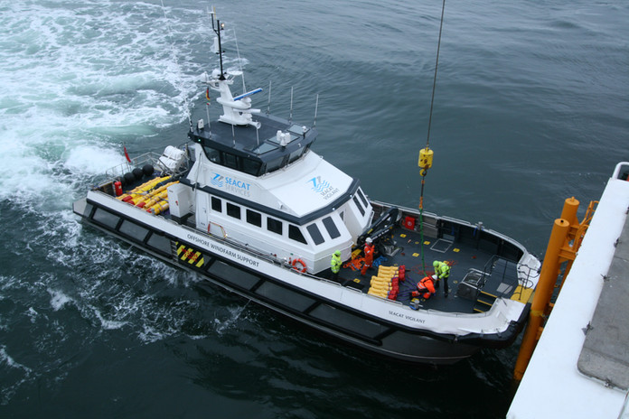 Early digitalisation pays off for Seacat Services
