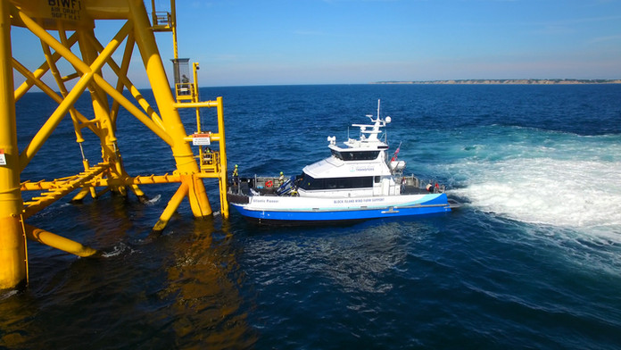 US vessel operators in digitalization push to meet offshore wind ambitions