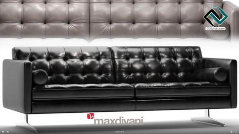 №179. Modeling Sofa  Gran Torino maxdiva
