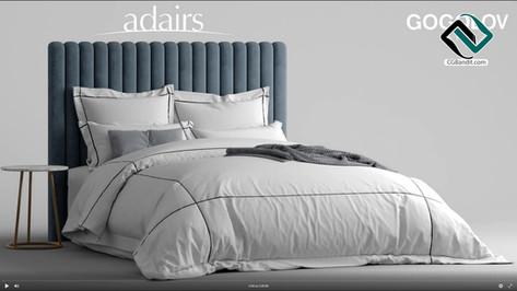№139. Моделирование кровати Adairs austr
