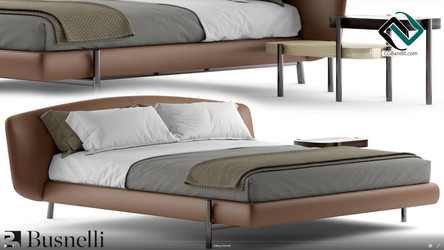 №163. Modeling Bed  BusnelliERMIONE  Aut