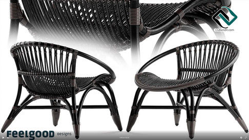 №164. Chair modeling  Feelgood designs
