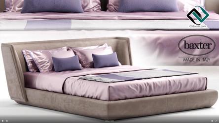 №162. Modeling Bed  Baxter metropolis pl
