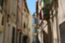 Lionel Carreras Immobilier Arles ruelle