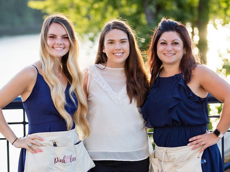 Interview with Pink Olive Events