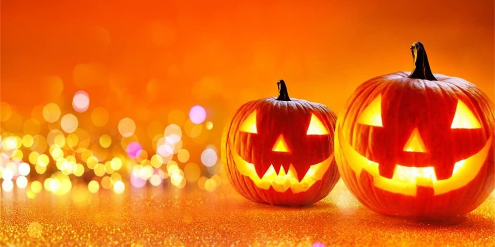 Virtual Halloween with More Than Words Charity