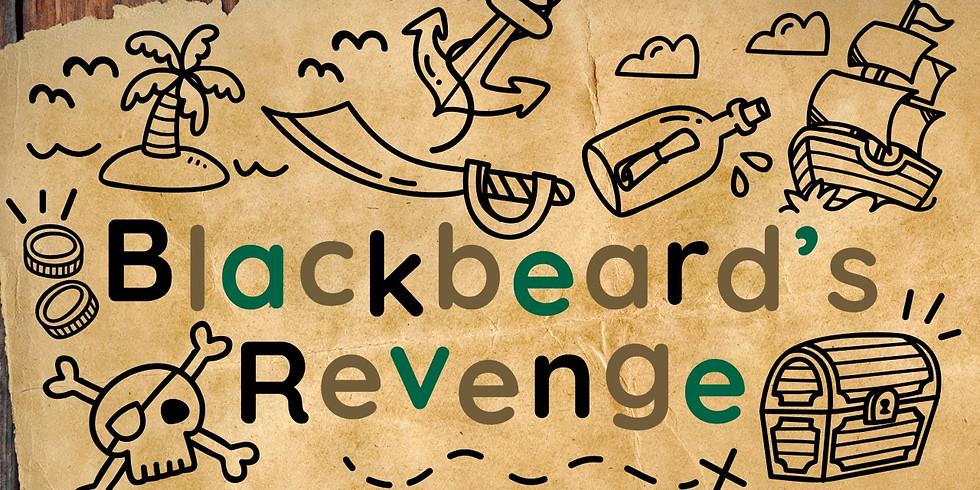 Blackbeard's Revenge - 12pm
