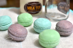 Macaron Soap (CA#001)
