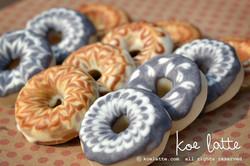 Latte Donut Soap
