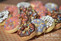 Cold Press Donut Soap