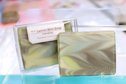 No.9 Lemonmint Soap