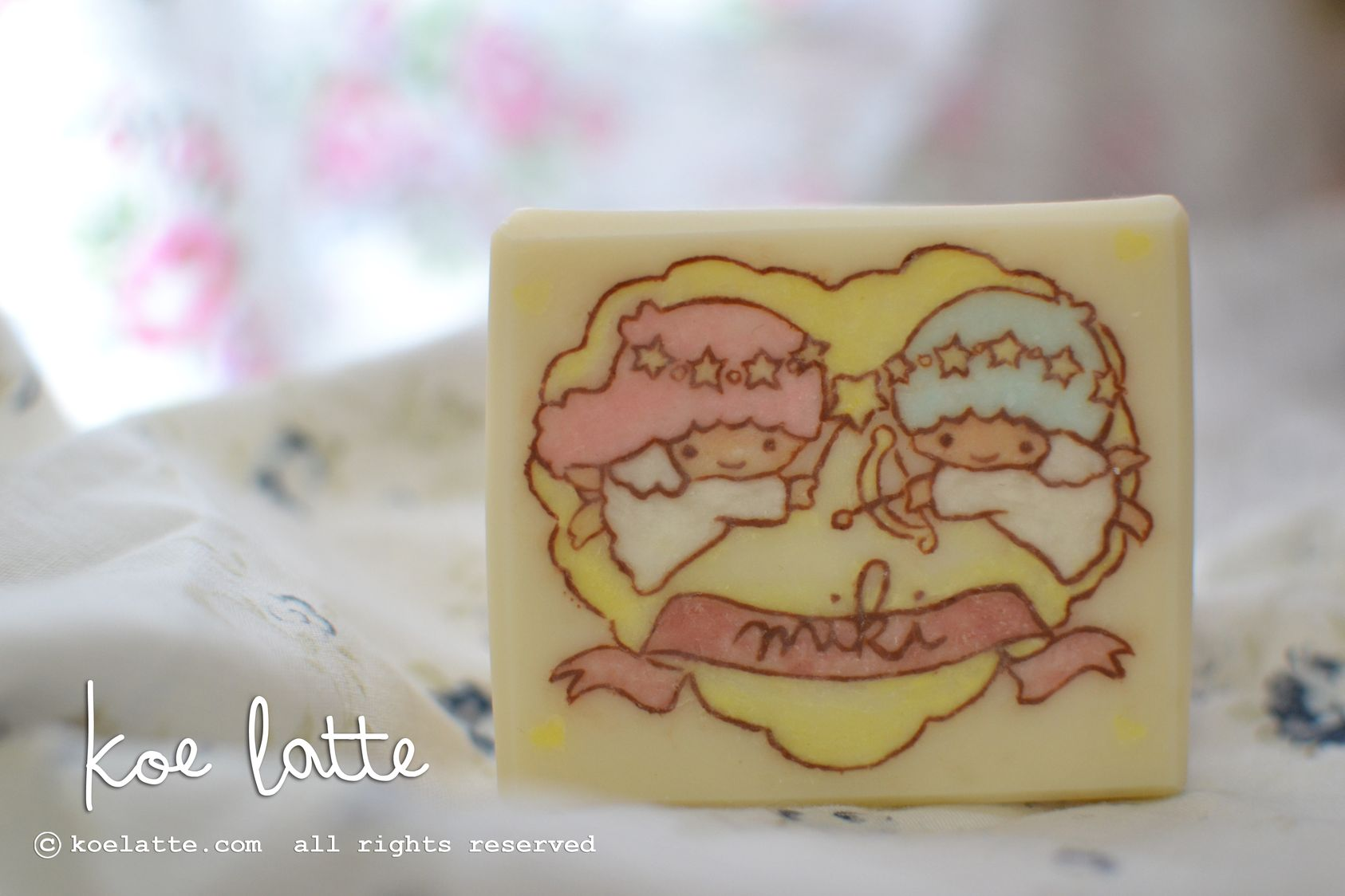 Little Twins Star Soap