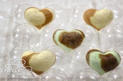 Toffee Rock Soap (CA#025)