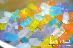 Gummy Bear Candy Soap