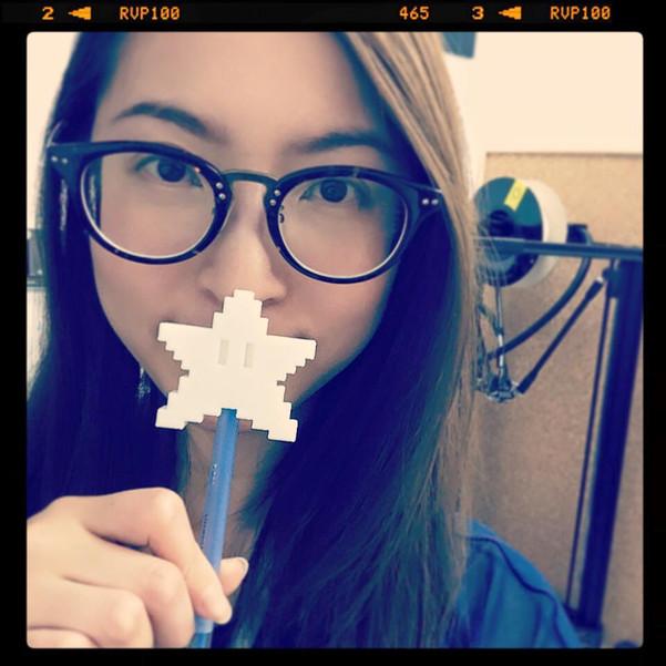 3D print 星星