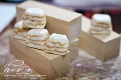 Toffee Rock Soap (CA#026)