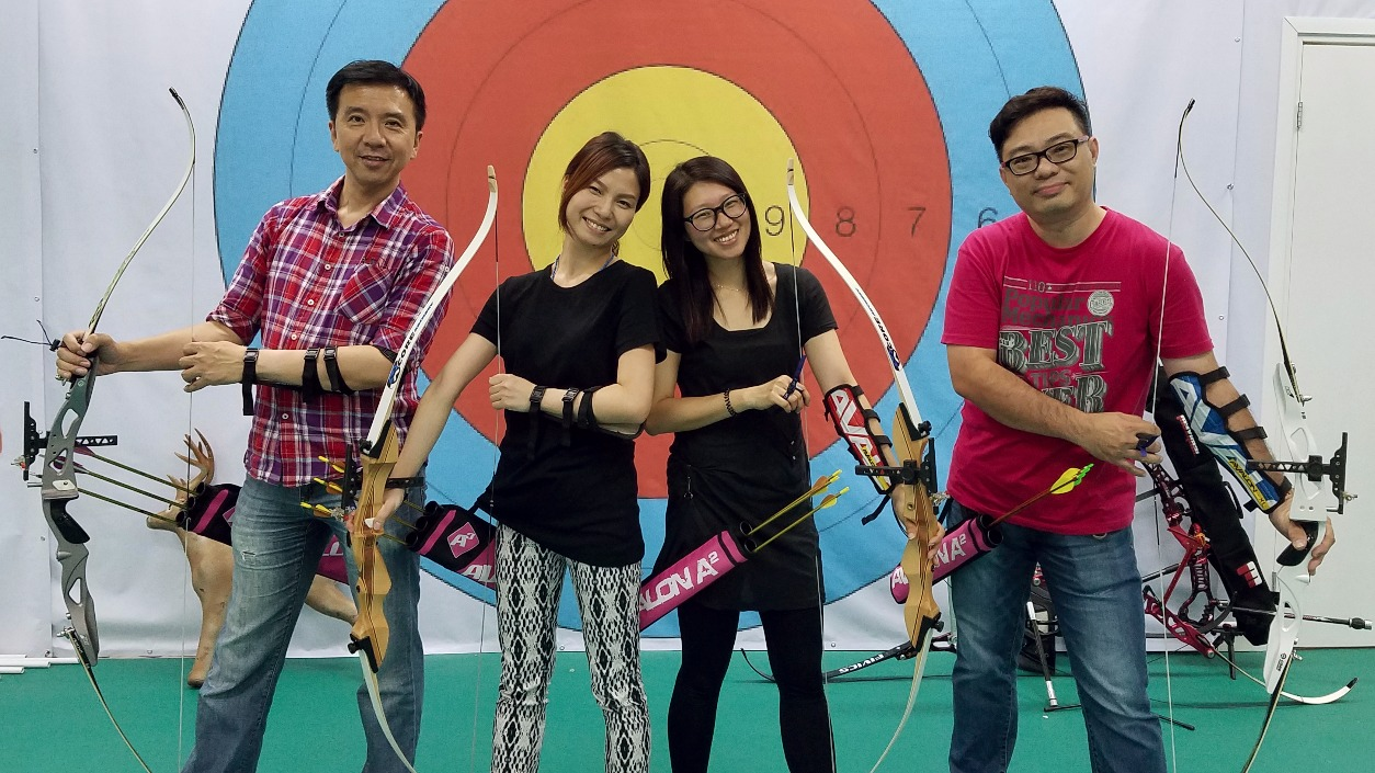 Archery of the Day