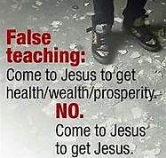 Bible false teach want other things.jpg