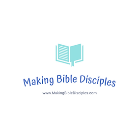 Logo Making Bible Disciples original cop