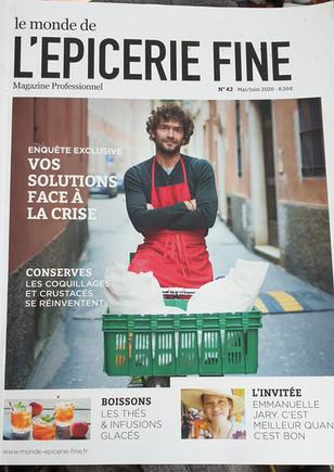 Le Monde de l'Epicerie Fine Mai/Juin 2020