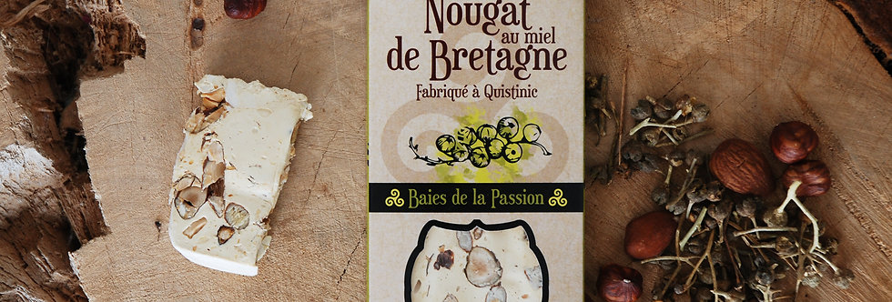 Nougat aux Baies de la Passion