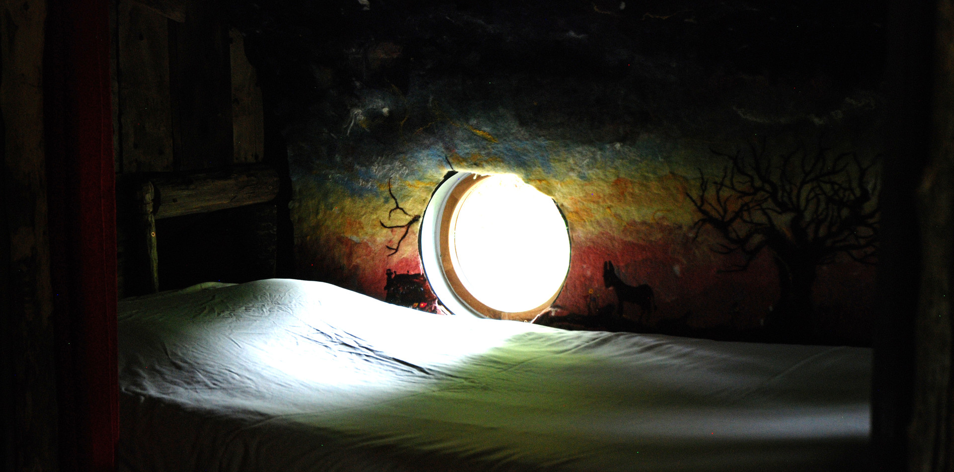 Cabane de la Margo chambre 1