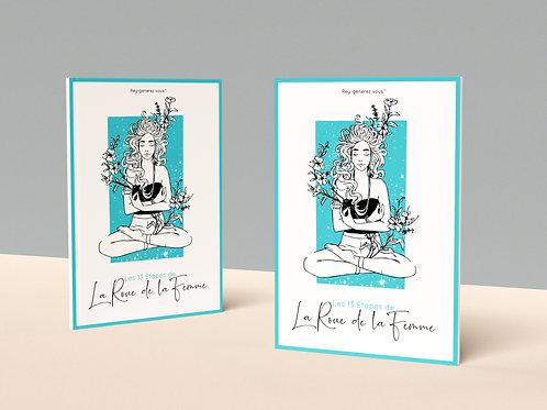 EBOOK - LES 13 ETAPES DE LA ROUE DE LA FEMME