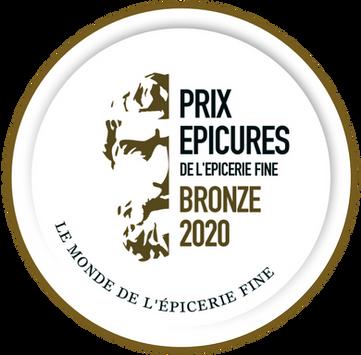 Médaille de Bronze Epicure 2020