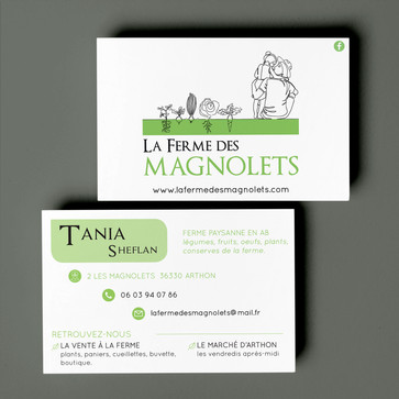 La Ferme des Magnolets