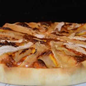 Nouvelle & Suite de la tarte aux poires, poulet ....