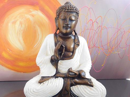 Bouddha en méditation , Madine Feng Shui