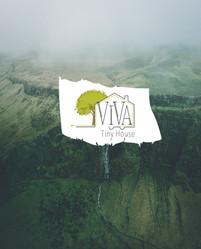 Logotype de VIVA Tiny House, constructeurs de Tiny House familiale sur mesure en Indre-et-Loire
