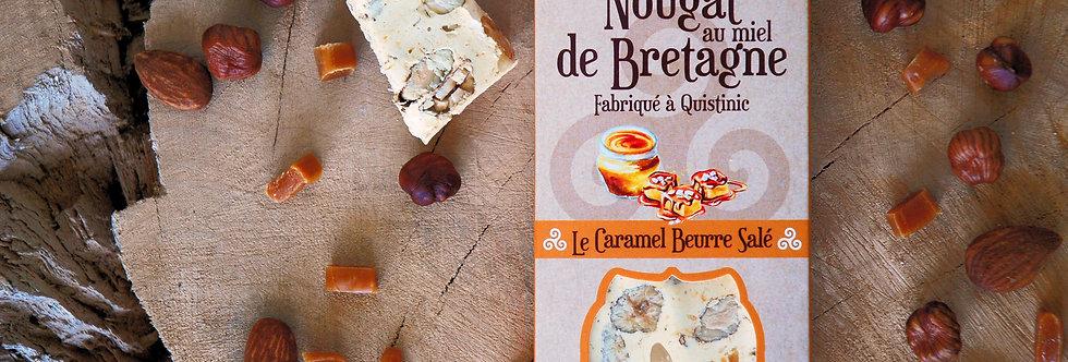 Nougat au Caramel Beurre Salé