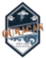 Logotype Ouragan Salon de Tatouge et Atelier Artistique Vannes