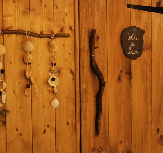 Salle de bain La Ferme des Histoires Mélangées