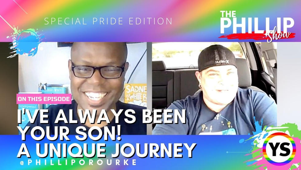 #ThePhillipShow feat. Jessie | Inspiring Stories that TRANScend