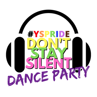 SWAG Don't Stay Silent Dance Party_Tshir