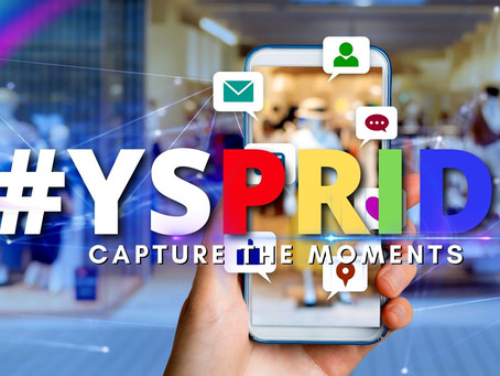 Be A #YSPRIDE Correspondent & Capture the Moments
