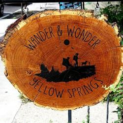 Wander & Wonder Yellow Springs