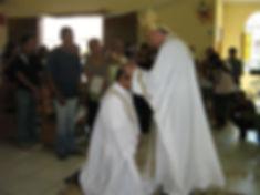 celebrante de casamento anglicano