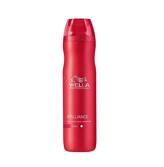 Шампунь для окрашенных жёстких волос Brilliance
