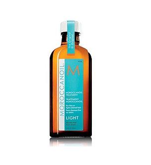Moroccanoil light масло для светлых и тонких волос