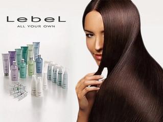 Ламинирование волос в домашних условия от Lebel