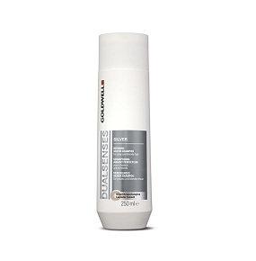 Корректирующий шампунь для седых и светлых волос 250мл
